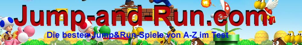 Alle Jump&Run-Spiele A-Z Testberichte